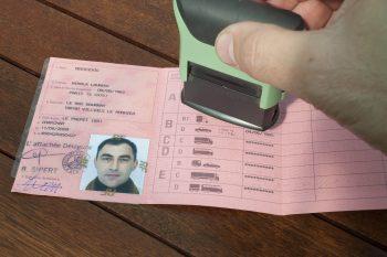 Reconnaissance des faux documents administratifs - Formation - Sécurité - Protection - Intervention